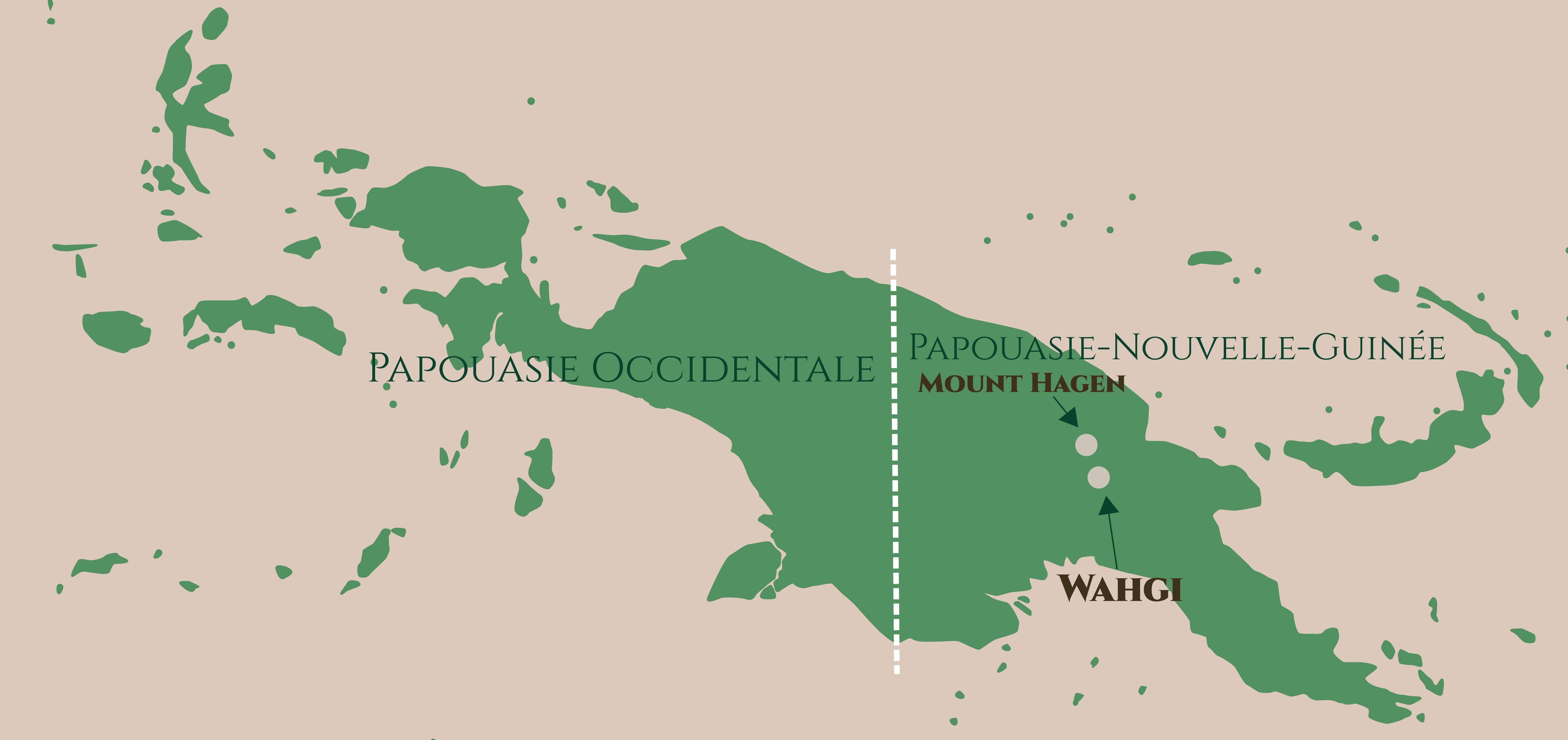 Carte Wahgi