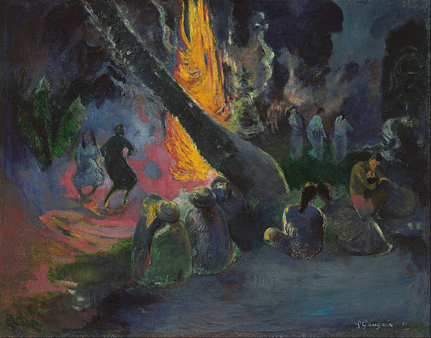 612px-Paul_Gauguin_-_Upa_Upa_(The_Fire_Dance)_-_Google_Art_Project