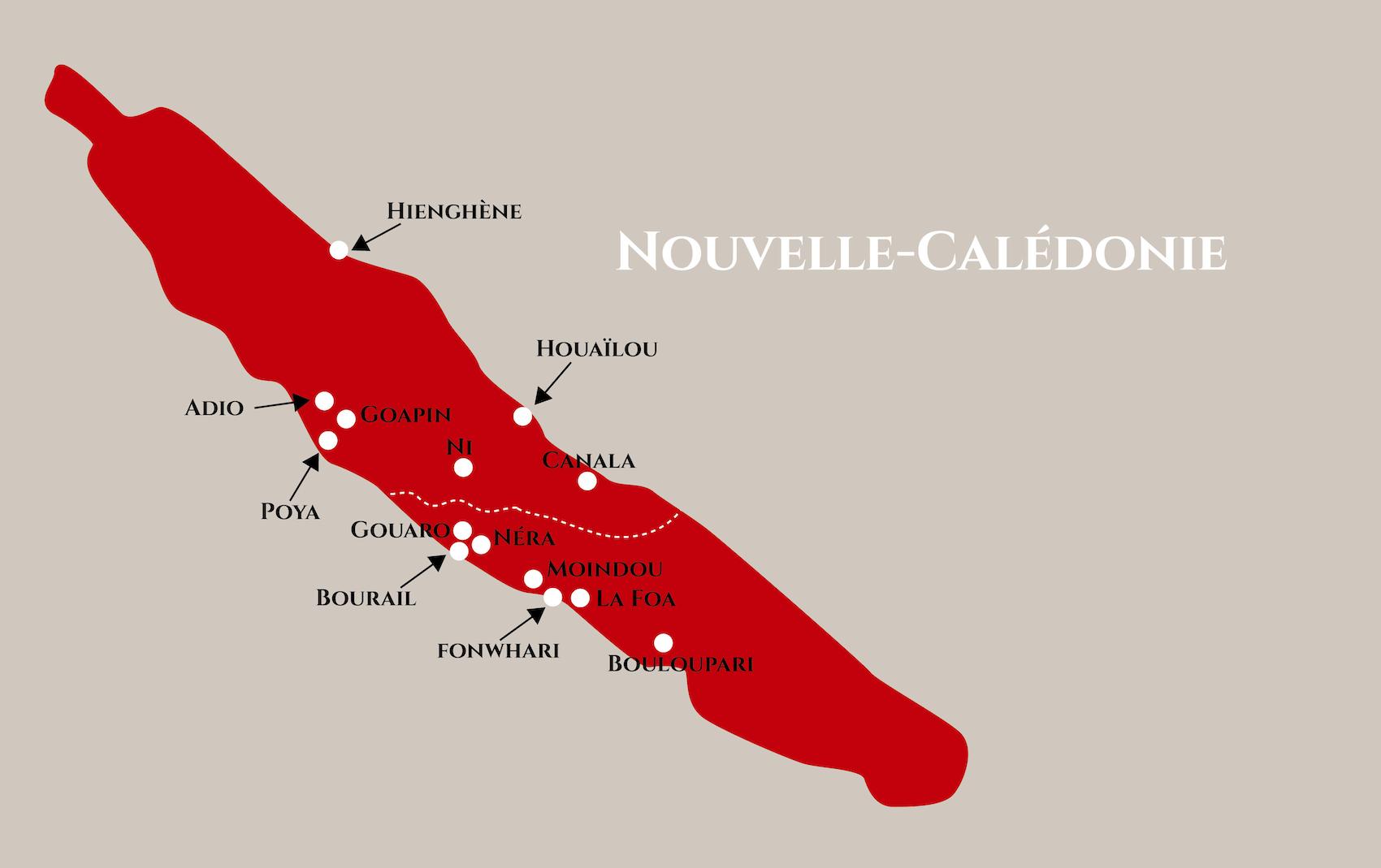 Nouvelle-Calédonie Insurrection 2 2